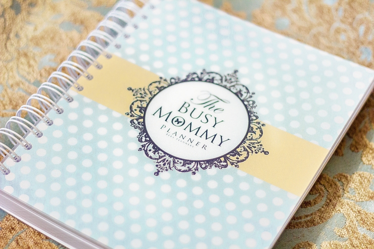 The Busy Mommy Planner -- www.BebaPlanners.com